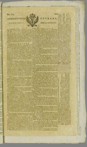 Middelburgsche Courant 1806-08-19