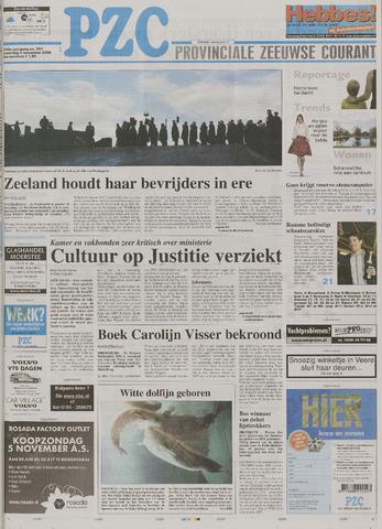 Provinciale Zeeuwse Courant 2006-11-04