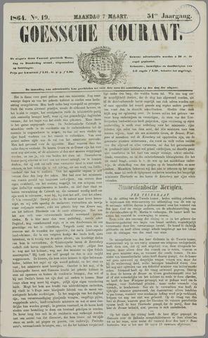 Goessche Courant 1864-03-07