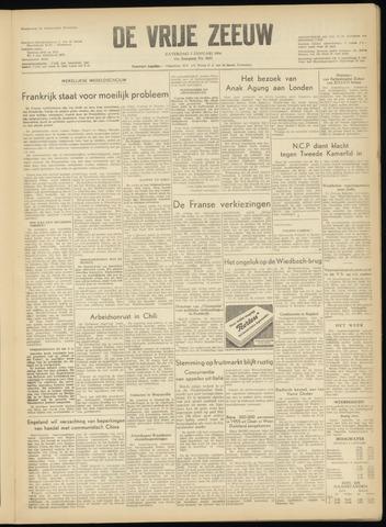 de Vrije Zeeuw 1956-01-07