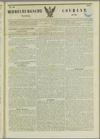 Middelburgsche Courant 1847-05-20