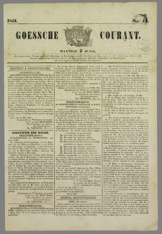 Goessche Courant 1851-06-02