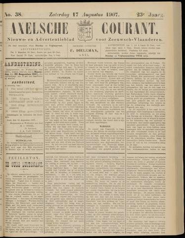Axelsche Courant 1907-08-17