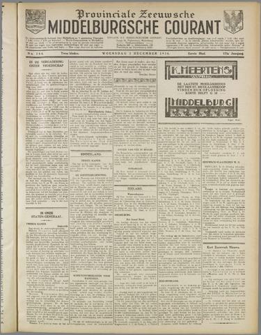 Middelburgsche Courant 1930-12-03
