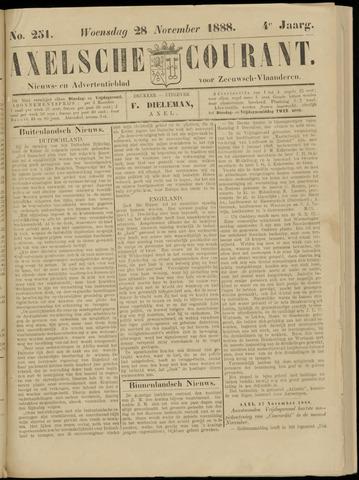 Axelsche Courant 1888-11-28
