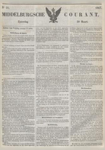 Middelburgsche Courant 1867-03-30
