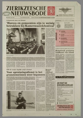 Zierikzeesche Nieuwsbode 1995-05-02