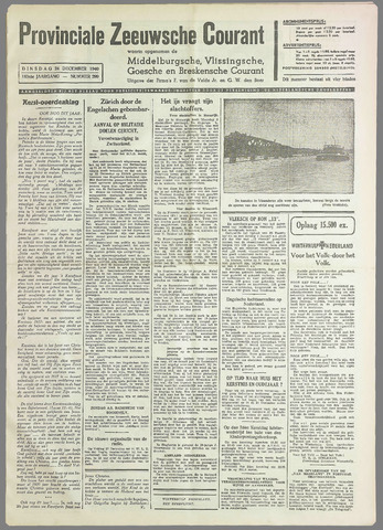 Provinciale Zeeuwse Courant 1940-12-24