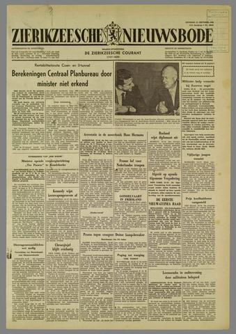 Zierikzeesche Nieuwsbode 1960-10-11