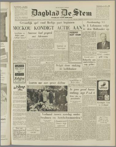 de Stem 1958-11-21