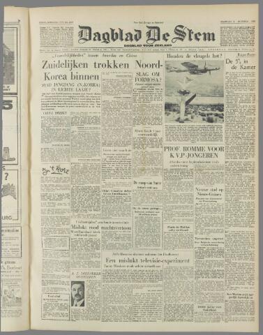de Stem 1950-10-02