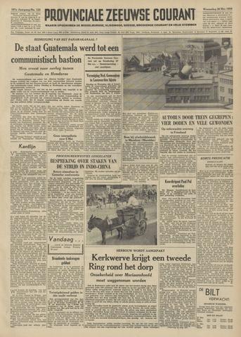 Provinciale Zeeuwse Courant 1954-05-26