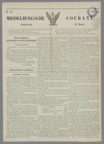 Middelburgsche Courant 1854-03-23