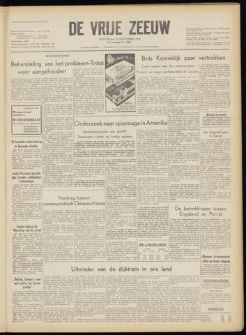 de Vrije Zeeuw 1953-11-25
