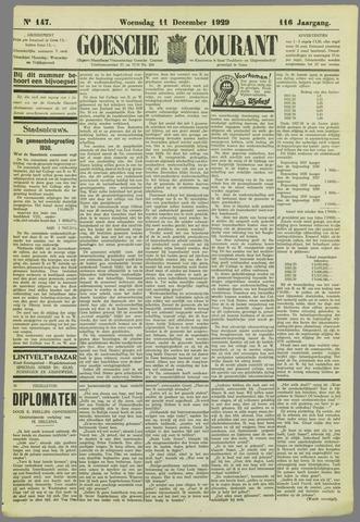 Goessche Courant 1929-12-11