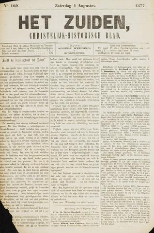 Het Zuiden, Christelijk-historisch blad 1877-08-04