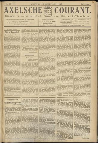 Axelsche Courant 1937-02-26