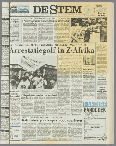 de Stem 1985-07-22