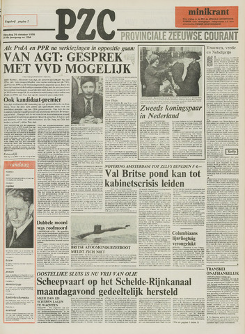 Provinciale Zeeuwse Courant 1976-10-26