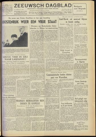 Zeeuwsch Dagblad 1955-05-16