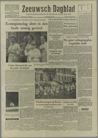 Zeeuwsch Dagblad 1958-05-01