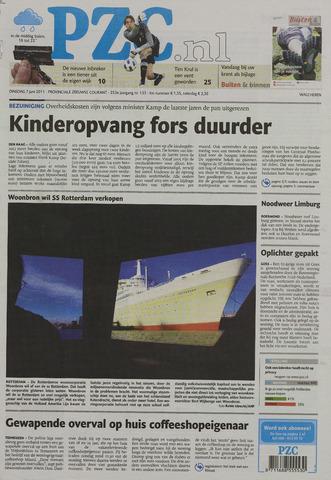 Provinciale Zeeuwse Courant 2011-06-07