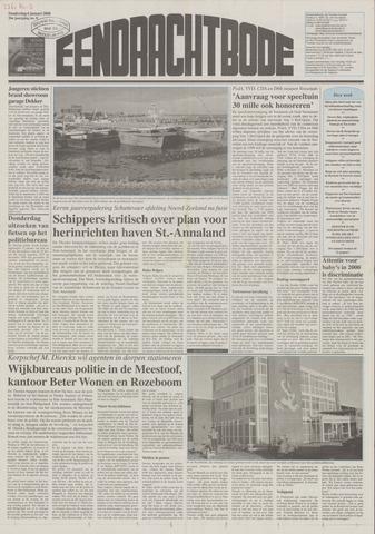 Eendrachtbode (1945-heden)/Mededeelingenblad voor het eiland Tholen (1944/45) 2000