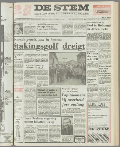 de Stem 1980-09-19