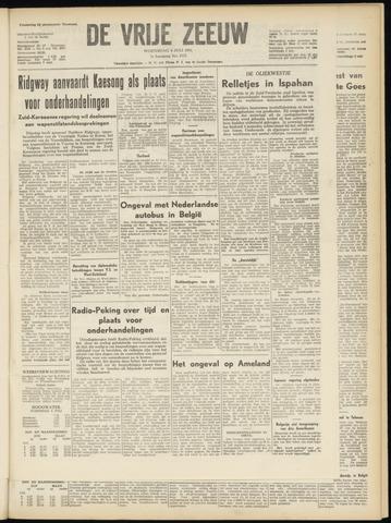 de Vrije Zeeuw 1951-07-04
