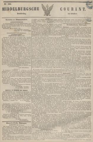Middelburgsche Courant 1851-10-16