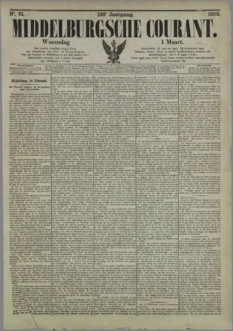Middelburgsche Courant 1893-03-01