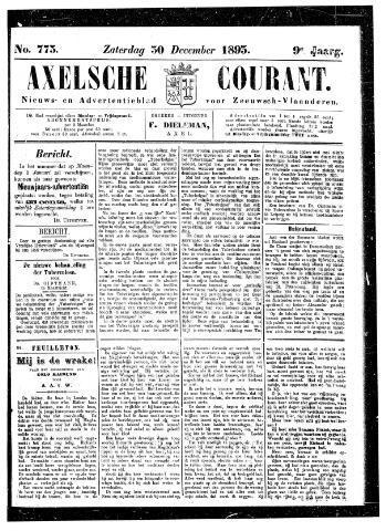 Axelsche Courant 1893-12-30