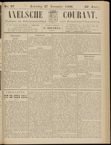 Axelsche Courant 1909-11-27