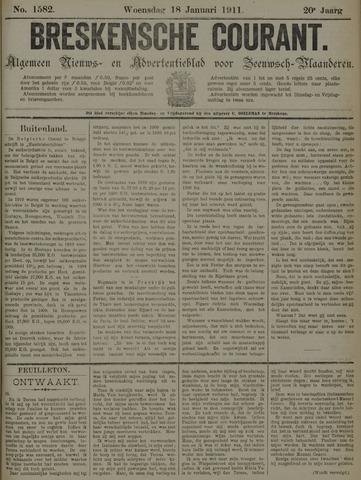 Breskensche Courant 1911-01-18