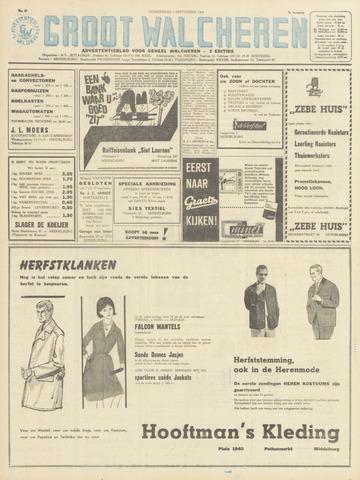 Groot Walcheren 1964-09-03