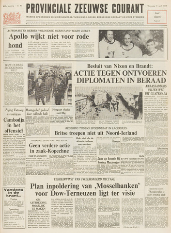 Provinciale Zeeuwse Courant 1970-04-08