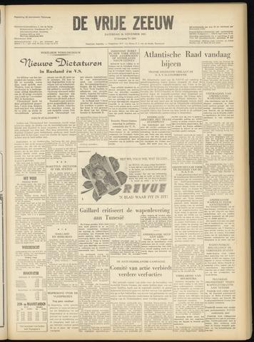 de Vrije Zeeuw 1957-11-16