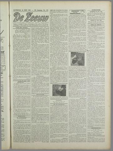 De Zeeuw. Christelijk-historisch nieuwsblad voor Zeeland 1943-06-26