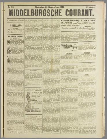 Middelburgsche Courant 1925-12-21