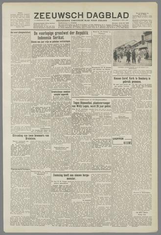 Zeeuwsch Dagblad 1949-11-02