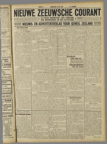 Nieuwe Zeeuwsche Courant 1926-05-20