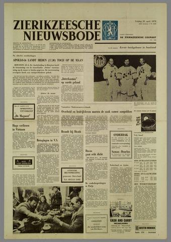 Zierikzeesche Nieuwsbode 1972-04-21