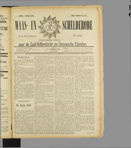 Maas- en Scheldebode 1891