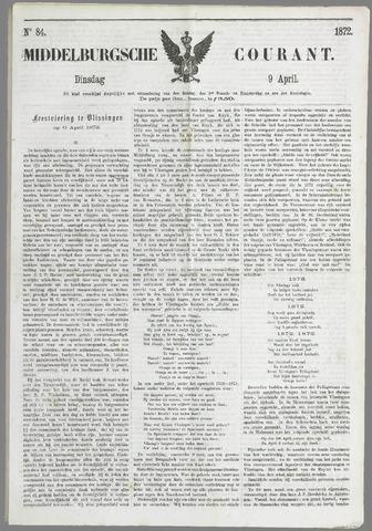 Middelburgsche Courant 1872-04-09