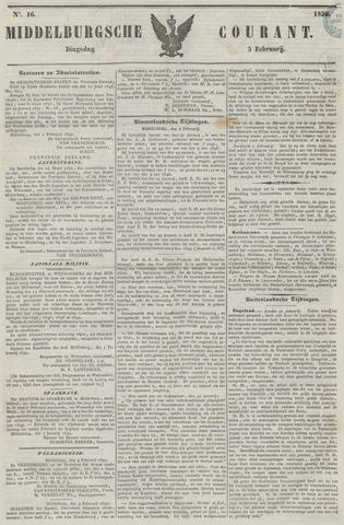 Middelburgsche Courant 1850-02-05
