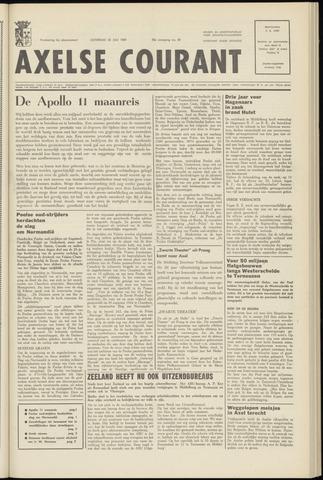 Axelsche Courant 1969-07-26