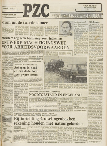 Provinciale Zeeuwse Courant 1973-11-14