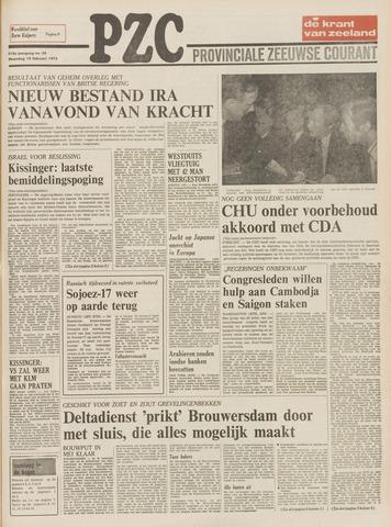 Provinciale Zeeuwse Courant 1975-02-10