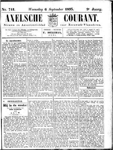 Axelsche Courant 1893-09-06