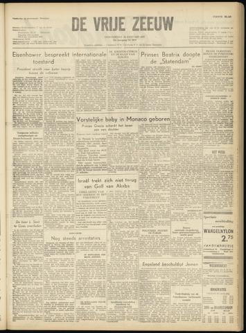 de Vrije Zeeuw 1957-01-24
